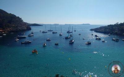 Playas y calas visitadas en Ibiza