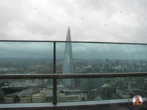 Vista exterior desde el Sky Garden