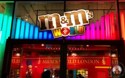 Tienda de M&M's World Londres