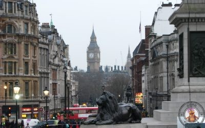 Londres Tour gratis con Sandemans New Europe