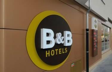 Alojamiento en Praga –  B&B Hotel Prague City