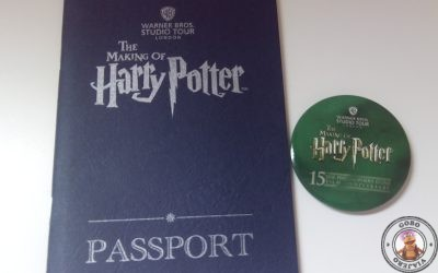 Harry Potter Studio Tour Londres – Pasaporte