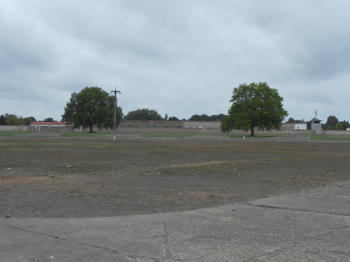 Campo de Concentración Sachsenhausen en Berlín