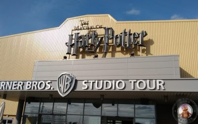 Harry Potter Warner Bros. Studio Tour Londres