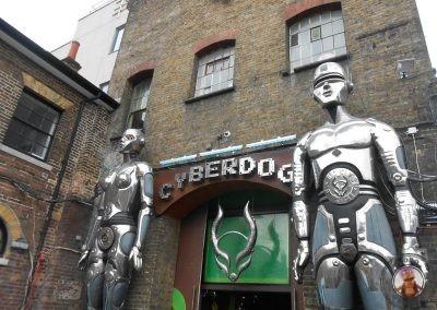 Tiedna Cyber Dog - Mercado de Camden
