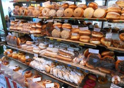 Puesto de Donuts - Mercado de Camden