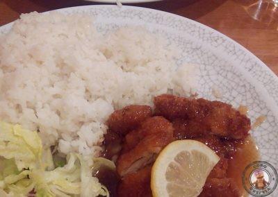 Misato - Chicken Katsu Teriyaki Rice