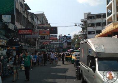 Calle Khao San Road