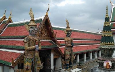 5 templos imprescindibles de Bangkok