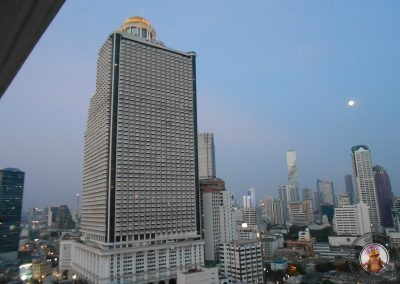 Vistas desde el Hotel Centre Point Silom Bangkok