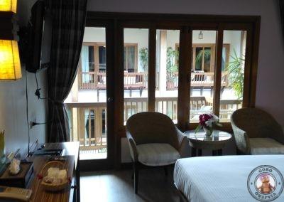 Habitación doble superior Vieng Mantra Hotel
