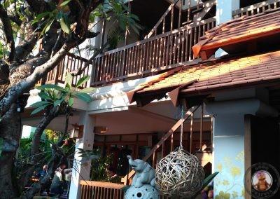 Alojamiento en Chiang Mai