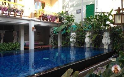 Alojamiento en Chiang Mai – Vieng Mantra Hotel