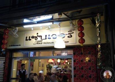 Restaurante Tealicious
