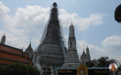 Templo Wat Arun o Templo del Amanecer