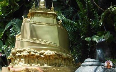 Templo Wat Saket y Golden Mount