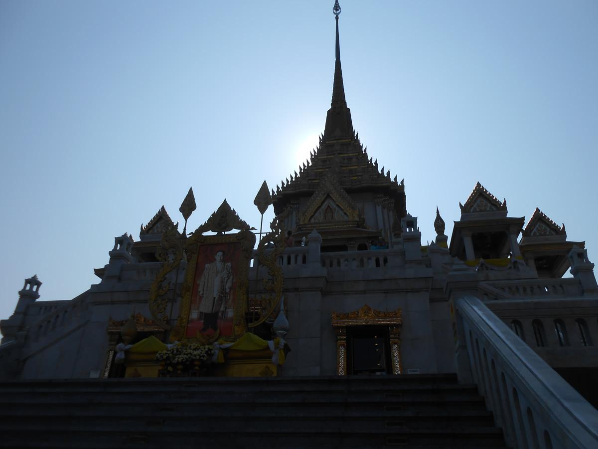 Exterior Templo Wat Traimit