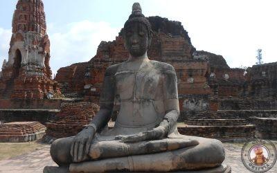 Visita al Parque histórico de Ayutthaya
