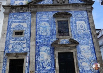 Capilla de las Almas en Oporto