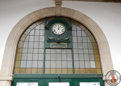 Interior de la estación