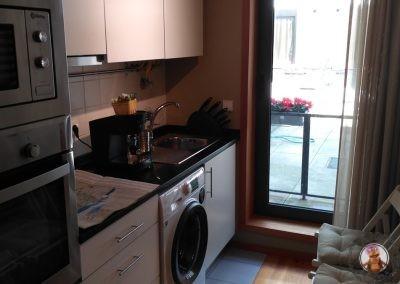 Habitación familiar - Cocina