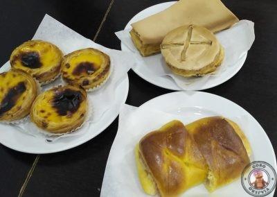 Desayuno en Padeirinha Doce