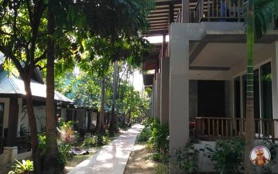 Alojamiento en Railay – Sand Sea Resort