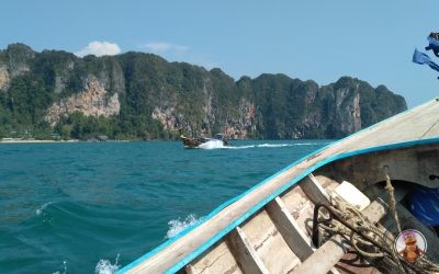Longtail desde Ao Nang a Railay West