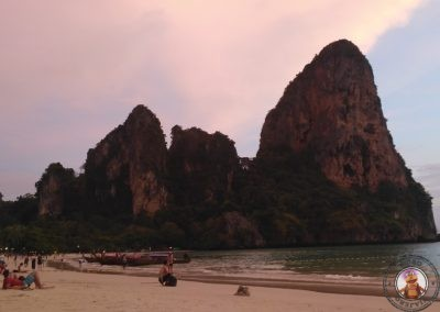 Atardecer en Railay West