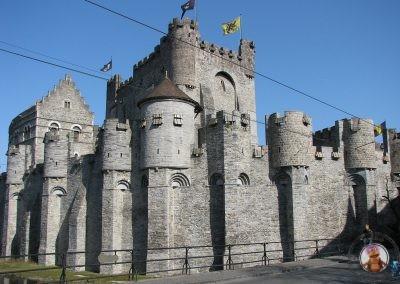 Castillo de los Condes de Gante (Gravensteen)