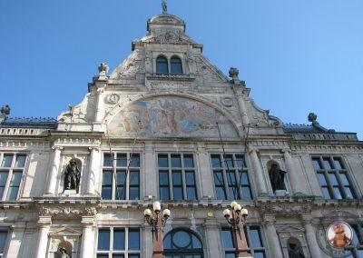 Edificios en Gante