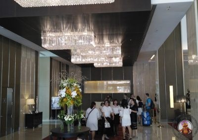 Hall del Eastin Grand Hotel Sathorn