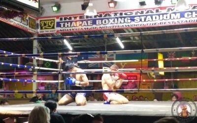 Muay Thai en Chiang Mai