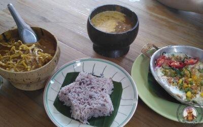 Restaurante Coconut Shell de Chiang Mai