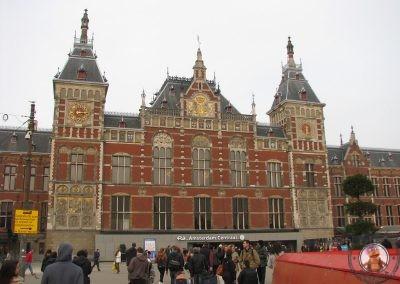 Edificio de la Estación Central