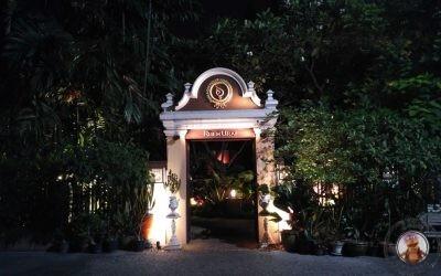 Restaurante Ruen Urai en Bangkok