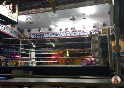 Ring del Thapae Boxing Stadium