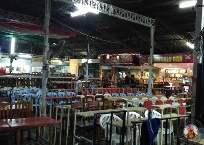 Instalaciones del Thapae Boxing Stadium