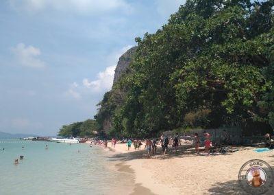 Phra Nang Beach en Railay