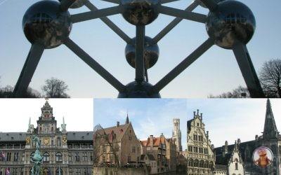Viaje a Bélgica – Bruselas, Gante, Amberes y Brujas