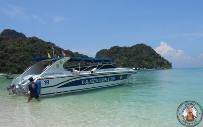 Excursiones con Thalassa Tour en Krabi