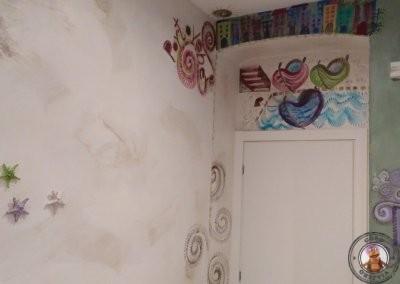 Habitación doble en Affittacamere La Risacca