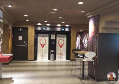 Alojamiento en Milán - Ibis Milano Centro