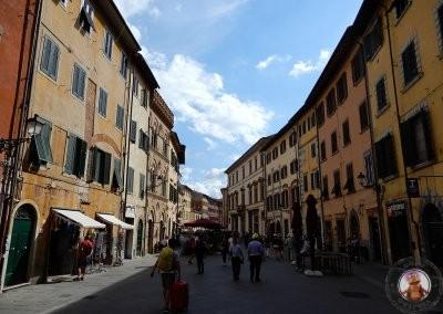 Callejeando por Pisa
