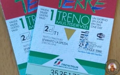 Tarjeta Cinque Terre Card