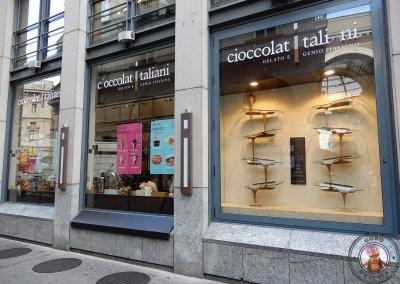 Exterior de Cioccolat Italiani