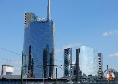 Edificios de Milán - Torre Unicredit