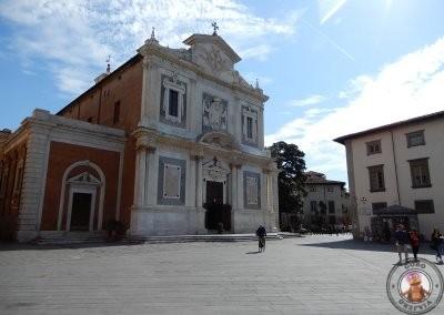 Iglesia del Santo Stefano dei Cavalieri