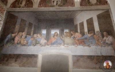 Visitar La Última Cena de Leonardo da Vinci en Milán