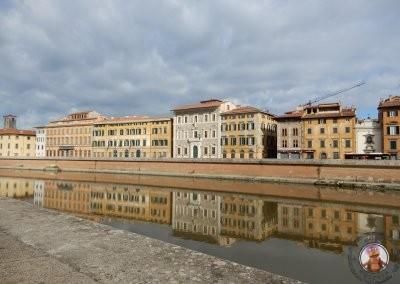Orilla del Río Arno